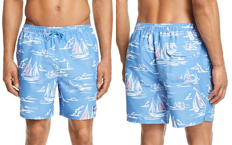 Vineyard Vines Sailboat-Print Swim Trunks - Bloomingdale's_2