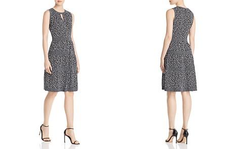 MICHAEL Michael Kors Giraffe Border Print Dress - Bloomingdale's_2