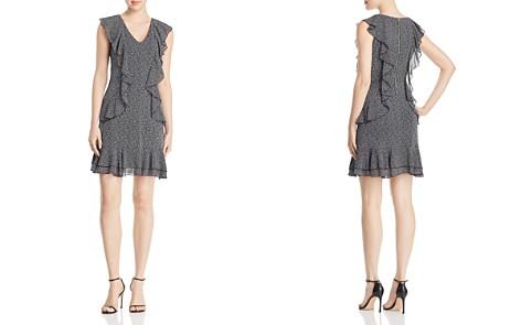 MICHAEL Michael Kors Printed Ruffle Mini Dress - Bloomingdale's_2