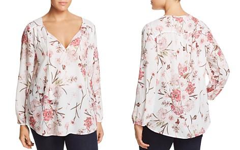Estelle Fragrant Floral-Print Top - Bloomingdale's_2