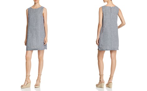 BeachLunchLounge Micro Gingham-Print Shift Dress - Bloomingdale's_2
