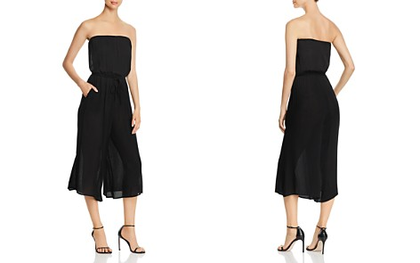 Elan Semi-Sheer Strapless Jumpsuit - Bloomingdale's_2