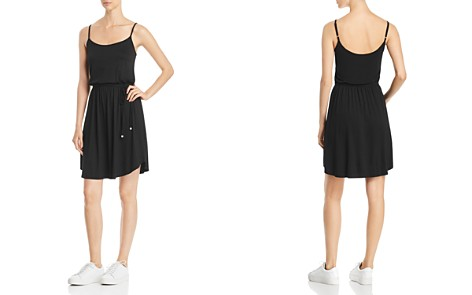 Three Dots Tie-Waist Jersey Dress - Bloomingdale's_2