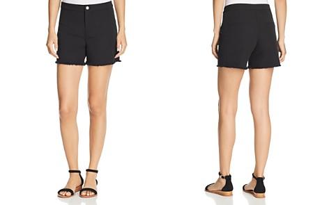 Lyssé Rae Frayed Twill Shorts - Bloomingdale's_2