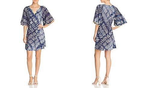 NIC+ZOE Nights In Mojave Abstract-Print Dress - Bloomingdale's_2