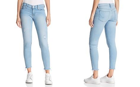 Hudson Nico Ankle Skinny Jeans in Miss You - Bloomingdale's_2