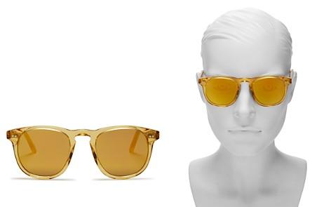 Chimi Women's Mango #001 Mirrored Round Sunglasses, 47mm - Bloomingdale's_2