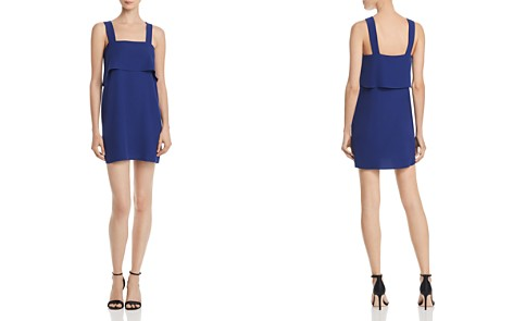 AQUA Popover Shift Dress - 100% Exclusive - Bloomingdale's_2