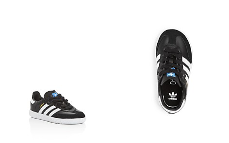 Adidas Unisex Samba Leather & Suede Lace Up Sneakers - Walker, Toddler - Bloomingdale's_2