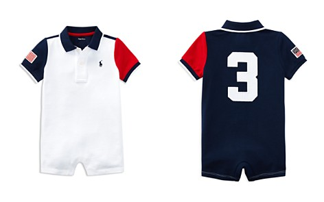 Ralph Lauren Boys' Color-Block Polo Shortall - Baby - Bloomingdale's_2