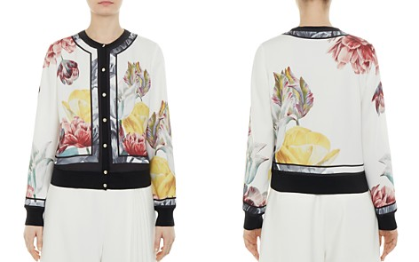 Ted Baker Olyviaa Tranquility Bomber Jacket - Bloomingdale's_2