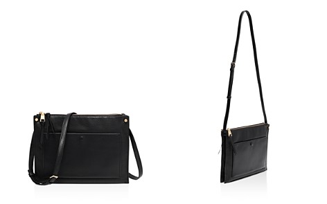 Sandro Bianca Leather Crossbody - Bloomingdale's_2