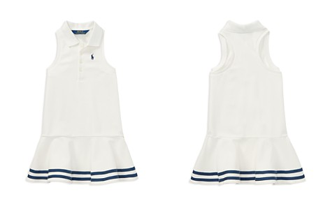 Polo Ralph Lauren Girls' Knit Polo Dress - Little Kid - Bloomingdale's_2