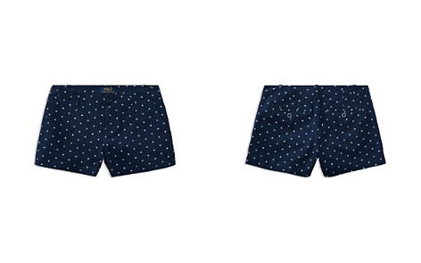 Polo Ralph Lauren Girls' Star-Print Seersucker Shorts - Little Kid - Bloomingdale's_2