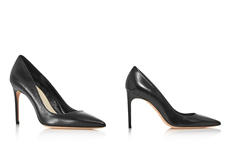 Brian Atwood Women's Valerie Leather Pointed Toe Pumps - Bloomingdale's_2