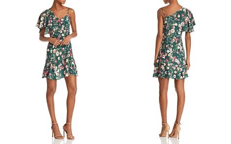 Parker Isabel Floral Silk Dress - Bloomingdale's_2
