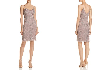 Aidan Mattox Embellished Slip Dress - 100% Exclusive - Bloomingdale's_2