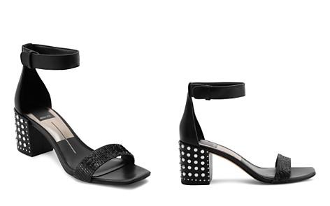Dolce Vita Women's Dora Studded Block Heel Sandals - Bloomingdale's_2