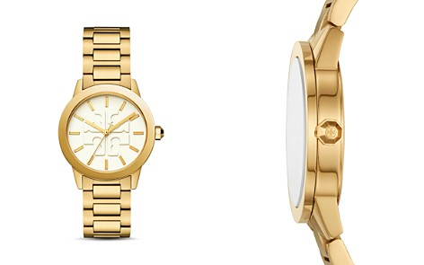 Tory Burch Gigi Gold-Tone Watch, 36mm - Bloomingdale's_2