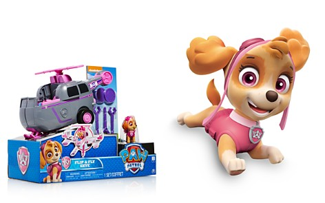 Spinmaster x Nickelodeon PAW Patrol© Flip & Fly Skye 2-in-1 Vehicle - Ages 3+ - Bloomingdale's_2