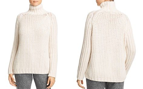 Weekend Max Mara Amburgo Openwork Cable-Knit Virgin Wool Sweater - Bloomingdale's_2