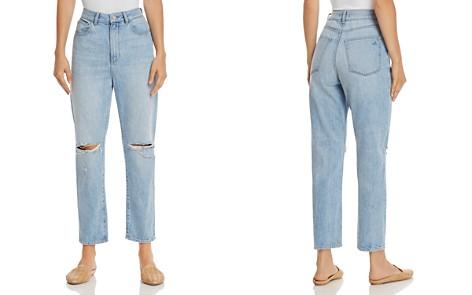 DL1961 Susie Tapered Straight Jeans in Rowley - Bloomingdale's_2