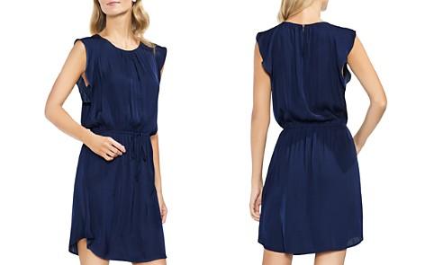 VINCE CAMUTO Flutter-Sleeve Drawstring Dress - Bloomingdale's_2