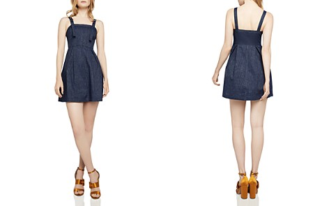 BCBGeneration Chambray A-Line Dress - Bloomingdale's_2