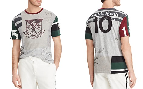 Polo Ralph Lauren Polo Classic Fit Patchwork Tee - Bloomingdale's_2