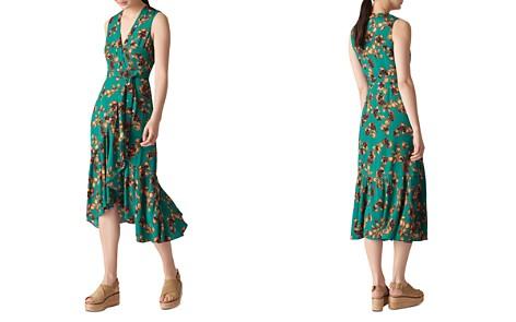 Whistles Capri-Print Wrap Dress - Bloomingdale's_2