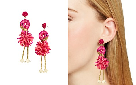 BAUBLEBAR Fantasia Flamingo Drop Earrings - Bloomingdale's_2