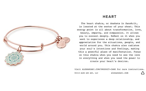 Alex and Ani Heart Chakra Expandable Charm Bracelet - Bloomingdale's_2