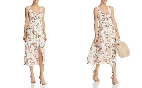 Lost + Wander Regina Floral-Print Midi Dress - Bloomingdale's_2