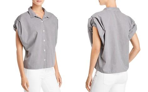 Joie Datherine Caught-Sleeve Shirt - Bloomingdale's_2