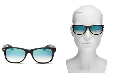 "Ray-Ban Unisex ""Wayfarer"" Rubberized Sunglasses, 55mm - Bloomingdale's_2"