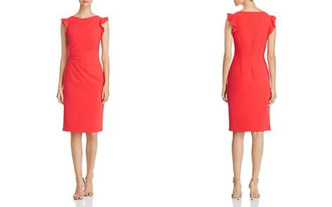 Elie Tahari Elsie Ruched Sheath Dress - Bloomingdale's_2