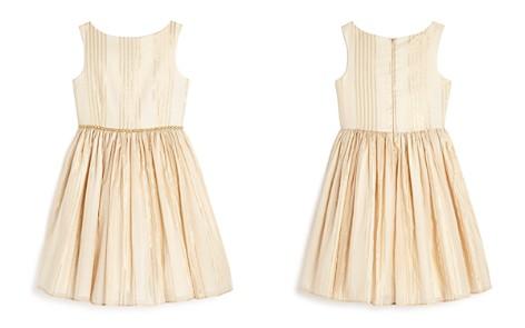 Pippa & Julie Girls' Metallic Striped Dress - Big Kid - Bloomingdale's_2