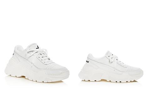 Joshua Sanders Women's Zenith Leather Lace Up Platform Sneakers - Bloomingdale's_2