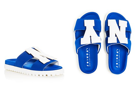 Joshua Sanders Women's NY Pool Slide Sandals - Bloomingdale's_2