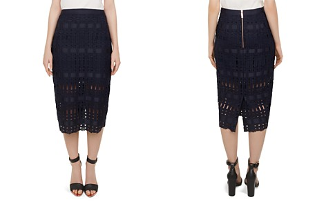 Ted Baker Aava Lace Pencil Skirt - Bloomingdale's_2