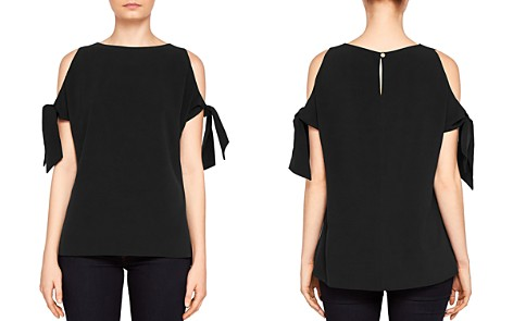Ted Baker Yaele Cold-Shoulder Top - Bloomingdale's_2