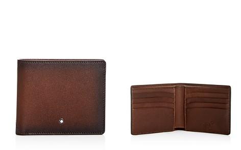 Montblanc Meisterstück Sfumato Burnished Leather Bi-Fold Wallet - Bloomingdale's_2