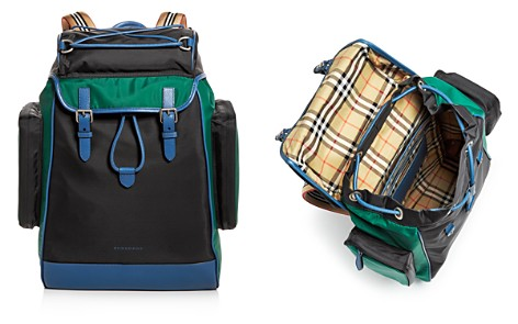 Burberry Color-Block Backpack - Bloomingdale's_2