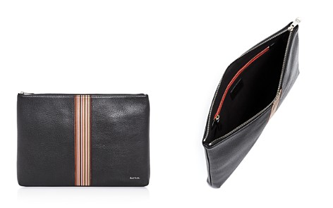 Paul Smith Multistripe Leather Portfolio - Bloomingdale's_2