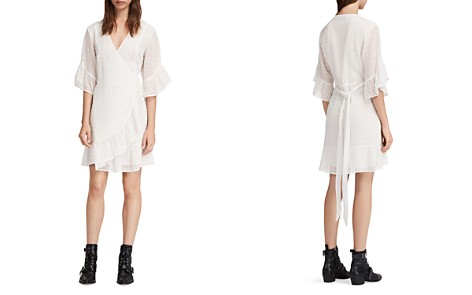 ALLSAINTS Marlow Ette Broderie Anglaise Wrap Dress - Bloomingdale's_2
