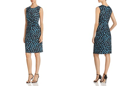 NIC+ZOE Printed Vivid Twist Dress - Bloomingdale's_2