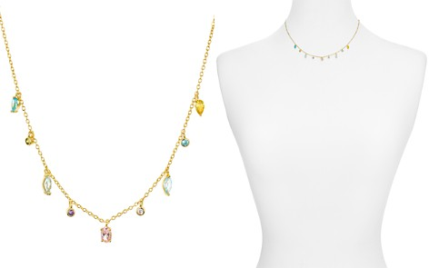 "Argento Vivo Watermelon Rainbow Drops Necklace, 15"" - Bloomingdale's_2"