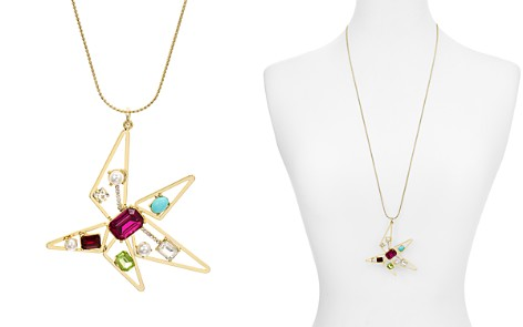 """RJ Graziano Abstract Star Pendant Necklace, 28"""" - Bloomingdale's_2"""