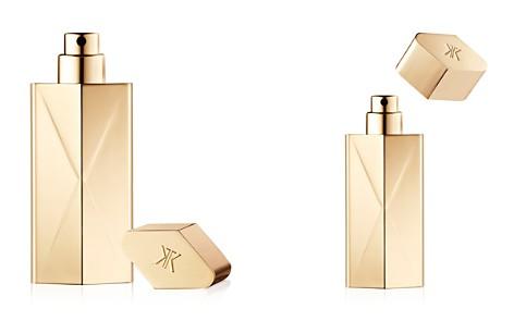 Maison Francis Kurkdjian Globe Trotter Gold-Tone Travel Spray Case - Bloomingdale's_2