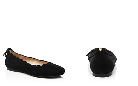Jack Rogers Women's Lucie Scalloped Suede Ballet Flats - Bloomingdale's_2